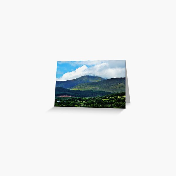 The Mournes Greeting Card