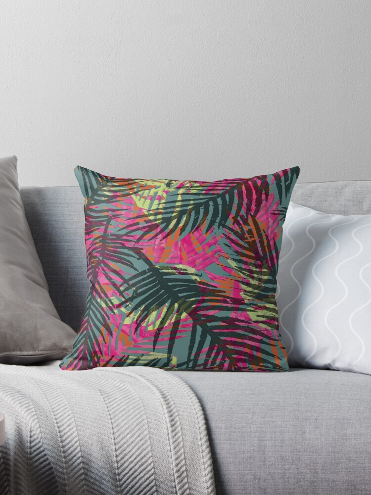Busy Tropical Design by CharlotteWaller