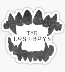 The Lost Boys- Vampire Teeth Sticker