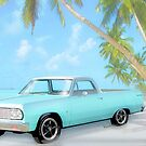 1964 Chevy El Camino 2nd Generation 1964-1967 by ChasSinklier