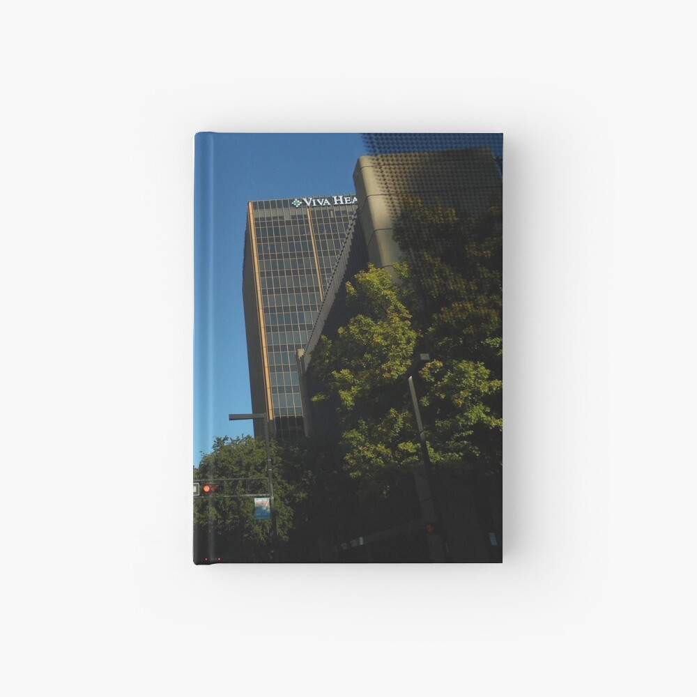 Engulfed in the Scene Hardcover Journal