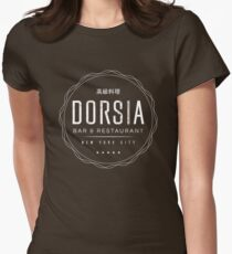 Dorsia (aged look) Women's Fitted T-Shirt