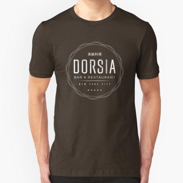 Dorsia (aged look) Slim Fit T-Shirt