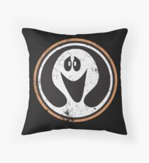 Ghostbusters Throw Pillow