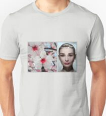 Allow yourself to blossom Unisex T-Shirt