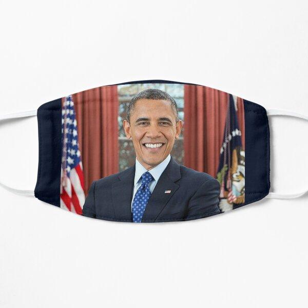 OBAMA. Barack Obama, 44th, President of the United States. Flat Mask