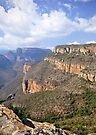 Blyde River Canyon by Karine Radcliffe