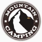 Mountain Camping by SportsT-Shirts
