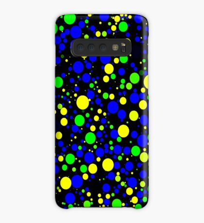 Circle Packing 001 Case/Skin for Samsung Galaxy