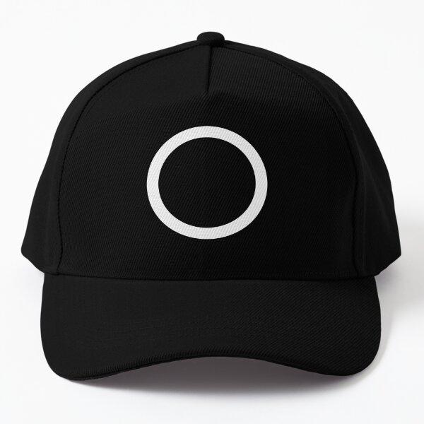 squid game circle player  Baseball Cap