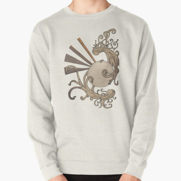 Pearl of the sea Pullover Sweatshirt