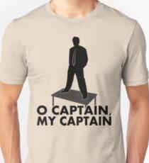 O Captain, my Captain Unisex T-Shirt