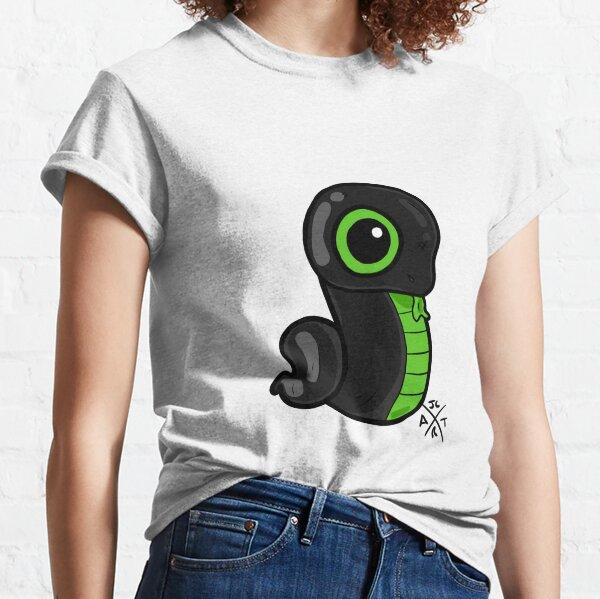Sneki Snek Fan Design Razer Sticker Classic T-Shirt