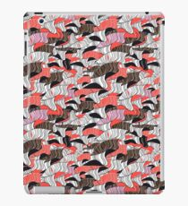 Abstract vector seamless pattern iPad Case/Skin