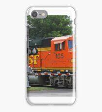 BNSF iPhone Case/Skin
