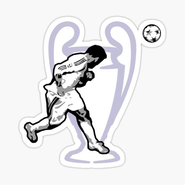 But de Ramos Sticker