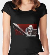 Claymore Women's Fitted Scoop T-Shirt