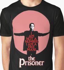 The Prisoner Graphic T-Shirt