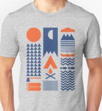 Vereinfachen Unisex T-Shirt