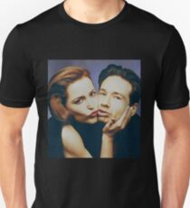 The Schmoopies - Gillian and David painting T-Shirt
