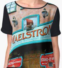 Maelstrom Women's Chiffon Top