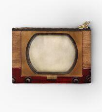 Americana - TV - The boob tube Studio Pouch