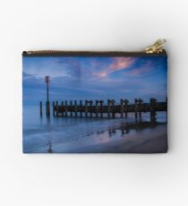 Bridlington Groyne North Bay Studio Pouch