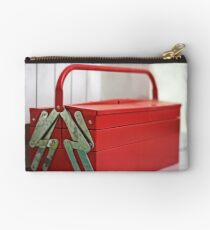 Red - toolbox Studio Pouch
