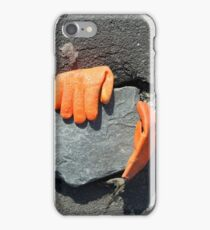 fisherman Glove iPhone Case/Skin