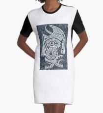 passive aggressive Graphic T-Shirt Dress