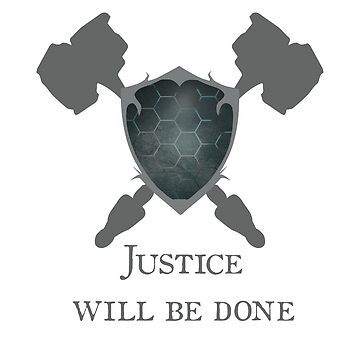 Reinhardt - Justice Will be Done by conshapeveg