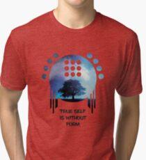 Zenyatta - True Self is Without Form Tri-blend T-Shirt