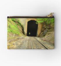 train tunnel Studio Pouch