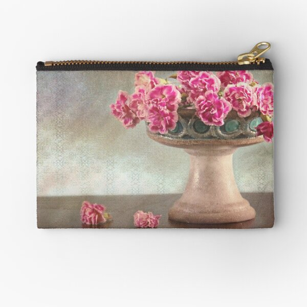 The old vase Zipper Pouch