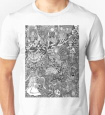Alice in Trance! Unisex T-Shirt