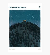 The Dharma Bums - Jack Kerouac Photographic Print