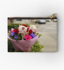 A Bouquet on Cambie Street Studio Pouch