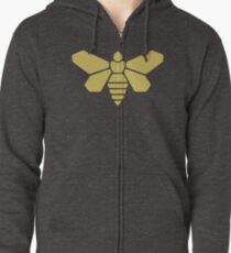 Golden Moth Chemicals Zipped Hoodie
