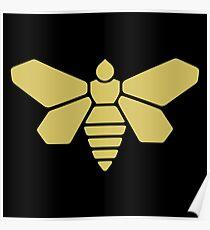 Golden Moth Chemicals Poster