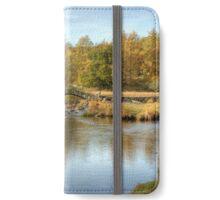 Slater's Bridge, Little Langdale iPhone Wallet/Case/Skin