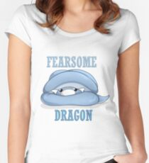 Dratini Design Women's Fitted Scoop T-Shirt