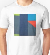 Bits and Pieces Fabric Art Unisex T-Shirt