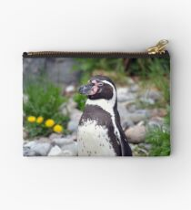 Penguin lookout Studio Pouch