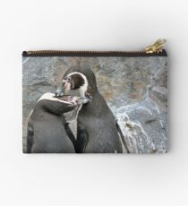 Penguin love Studio Pouch