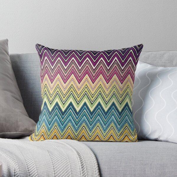 missoni home zigzag Throw Pillow