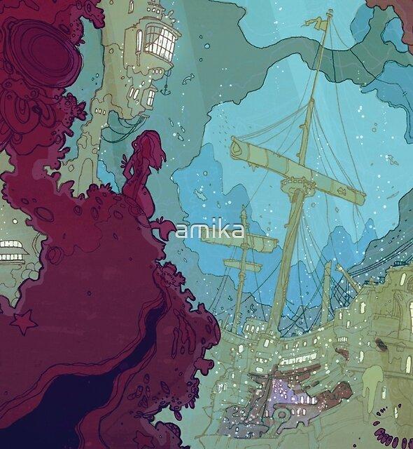 shipwreck nightlife by amika