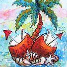 Beach Party by Robin Monroe