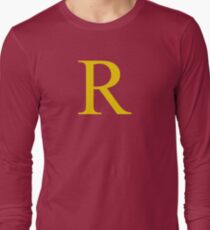 Weasley Sweater/Christmas Jumper – Ron Long Sleeve T-Shirt