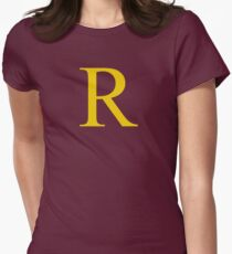 Weasley Sweater/Christmas Jumper – Ron Womens Fitted T-Shirt