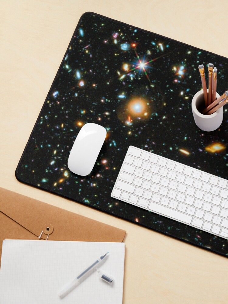 Alternate view of Hubble Extreme Deep Field Mouse Pad
